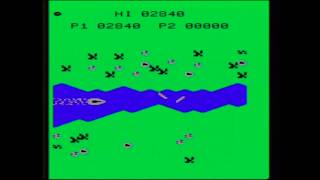 River Rescue for Commodore Vic-20 - Sinistermoon