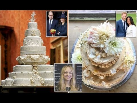 harry and meghan the wedding cake harry and meghan choose baker ptak for 15095