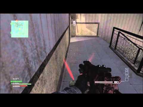 MW3 WTF Moment - Double Kill on Same Guy!