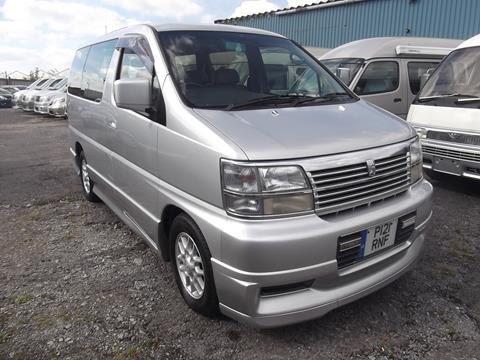 1997 nissan elgrand e50, 3 2 td auto, highway star, 8 seater mpv for sale  (p21)