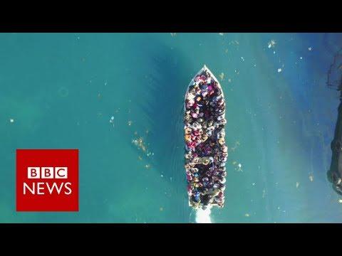 Billion dollar migrant trail - BBC News