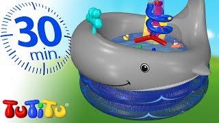 TuTiTu (ТуТиТу) Toys | Игрушки для купания | Игрушки для малыши