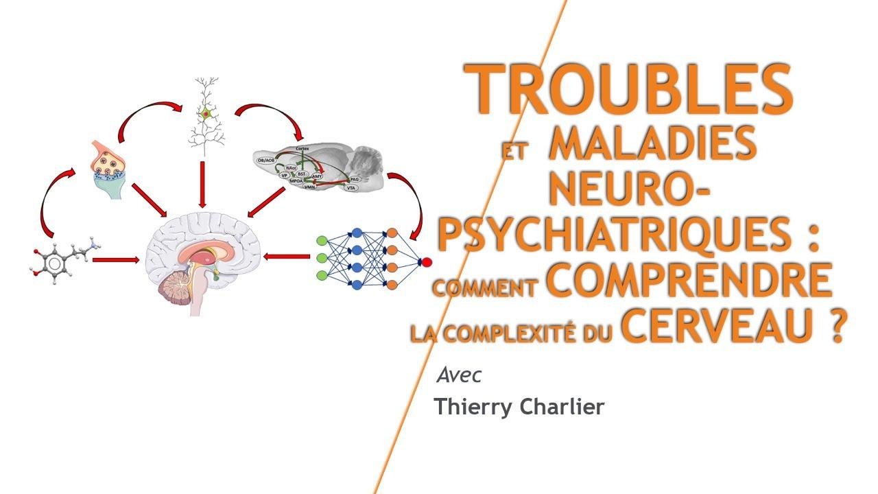 Troubles et maladies neuropsychiatriques : comment comprendre la complexité  du cerveau ? | Espace des sciences