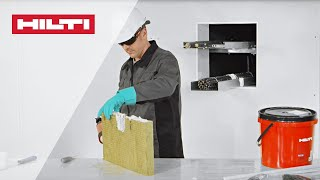 HOW TO Install Hilti CP 670 Coated Boards - BS