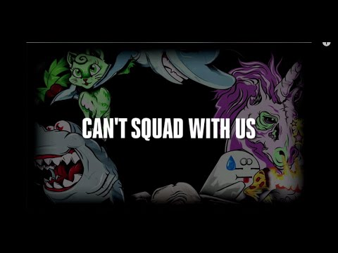 Borgore  Cant Squad With Us Lyric