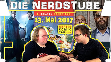 Blade Runner 2049, 4 Blocks & Gratis Comic Tag 2017 | Die Nerdstube - Serienjunkies.de