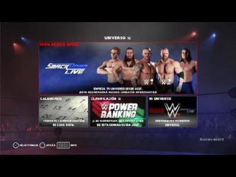 WWE 2K18 La Verdad Sobre El Hater De Adrian Puga Marquez