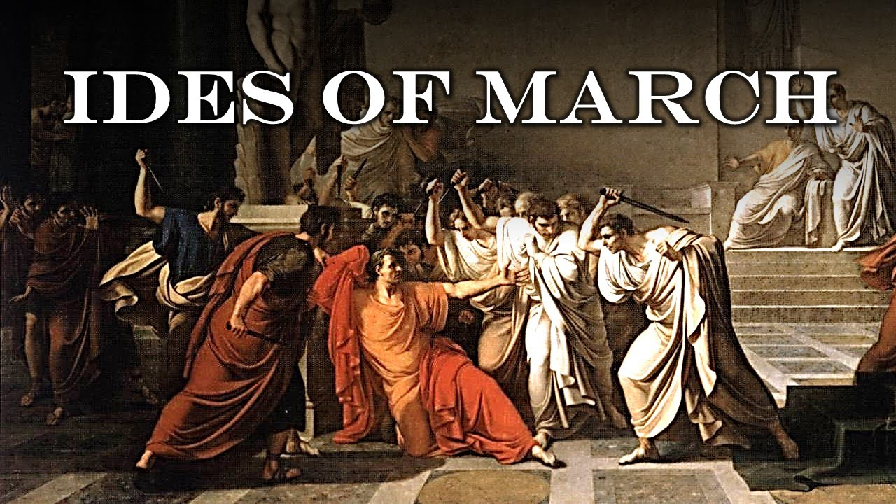 ides of march! - photo #12