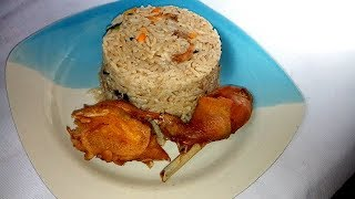 How to Cook Nigeria Coconut Rice