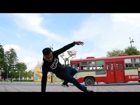 ♫ Joget Aisyah Maimunah Pokemon ♫ Dj Akimilaku Part 2 Dance In Public | Bangkok Thailand
