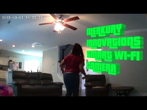 Merkury Innovations Smart Wi-Fi Camera   First Impressions