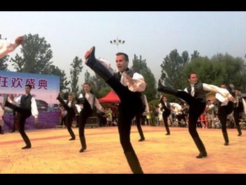 2015 Luoyang Heluo Cultural Tourism Festival - Hungarian Folk Dance Ensemble 7