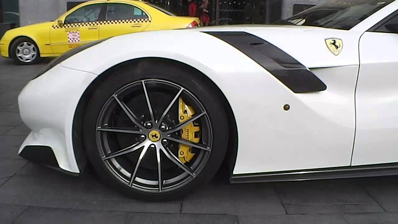 Ferrari F12tdf , 8 August 2016 , Autogespot
