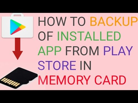 How To Backup Of Installed App From Play Store || Restore Android App Data Without Root [Hindi]