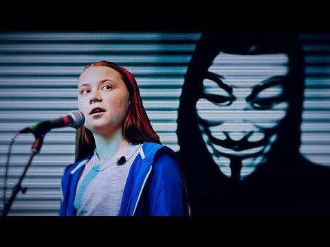 Anonymous Message To Greta Thunberg