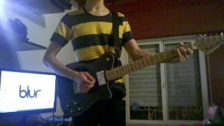 Badhead - Blur (Guitar Cover)