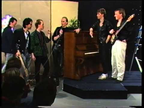 THE VOID - Way Down To The Blues (WDR, 1985)