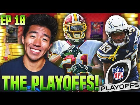 THE PLAYOFFS! NO MONEY SPENT EP.18! Madden 20 Ultimate Team