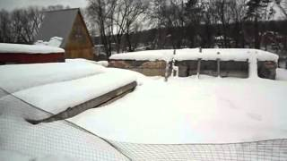 Комунарка , Калужское ш., 6 сот., 5 км. От МКАД, ч.1(, 2013-02-10T07:15:23.000Z)