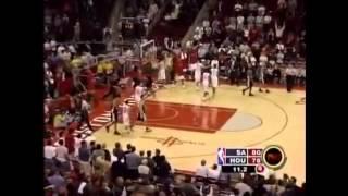 NBA T-MAC トレイシー・マクレディ 残り35秒で13点