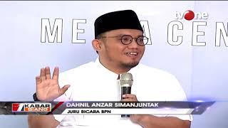 Gambar cover BPN Klaim Berhasil Buktikan Kecurangan & Tegaskan Pemilu 2019 Terburuk