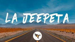 Nio Garcia - La Jeepeta (Remix) (Letra/Lyrics) Brray, Juanka, Anuel AA, Myke Towers