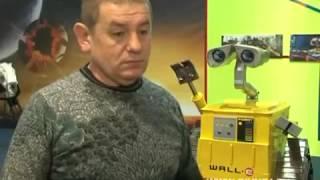 Выставка роботов и трансформеров в ТРЦ Экватор Ровно