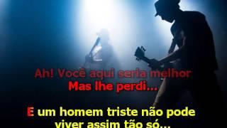 Amado Batista - Você Não Voltou - Karaoke