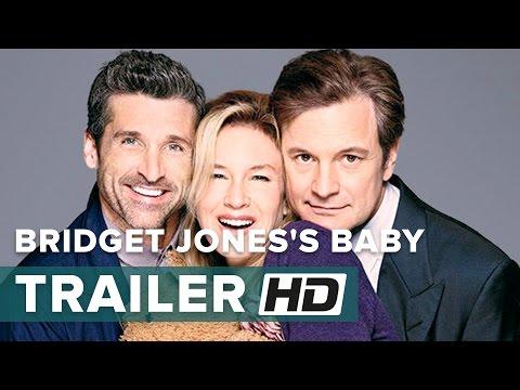 Bridget Jones's Baby 2016  Italiano Ufficiale HD  con Renée Zellweger e Colin Firth