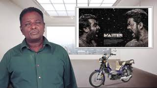 MASTER Review - Vijay, Vijay Sethupathy - Tamil Talkies