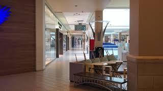 Queens Center Mall during Corona virus