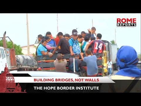 Catholic Organization Provides Hope at U.S.-Mexico Border