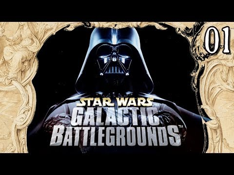 Star Wars Galactic Battlegrounds - Empire Campaign [01] |