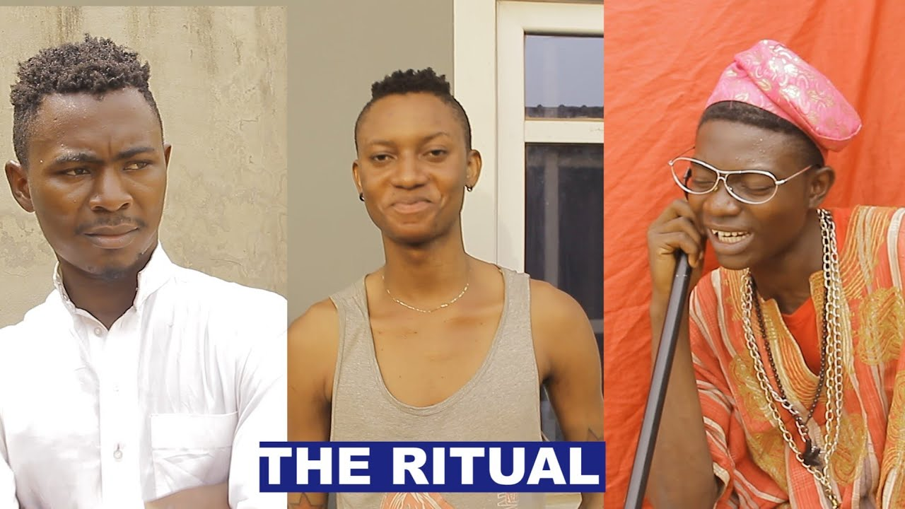Download REAL HOUSE OF COMEDY    THE RITUAL ft (ogaflex comedy) and baba agba official