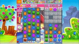 Candy Crush Saga Level 1384 (No Boosters)