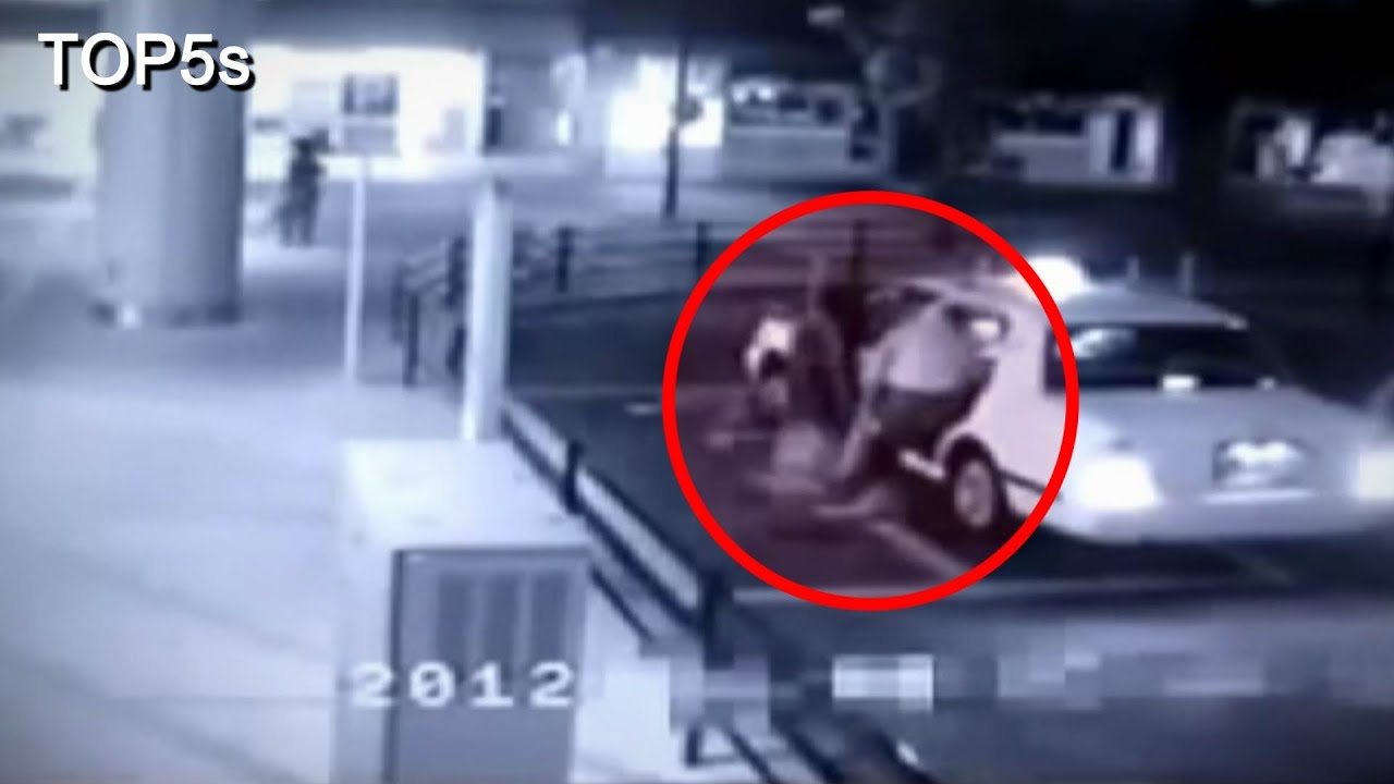 5 Terrifying & Convincing Videos of Ghosts Caught On CCTV