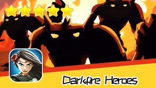 Darkfire Heroes Walkthrough Epic Real Time RPG Adventure Recommend index five stars