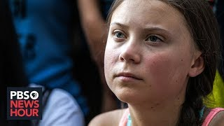 Climate activist Greta Thunberg on the power of a movement