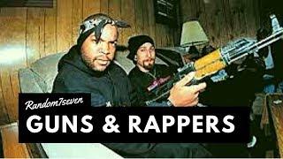 Download 7 Rappers caught flashing their Gun in public Tyga, 21 Savage, Gunplay & more   Random7seven Mp3 and Videos