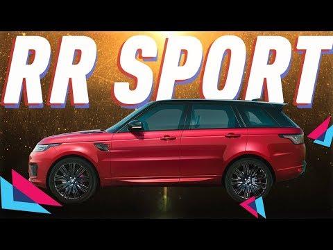 Супер Дизель/Range Rover Sport 2019/Рейндж Ровер Спорт 2019/Большой Тест Драйв