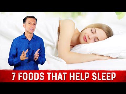7 Foods that Help Sleep