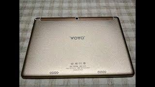 VOYO Q101. Хороший 10-дюймовый планшет за свою цену. Распаковка.