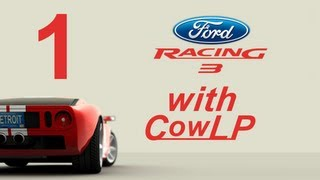 Ford Racing 3 with cowLP Part 1 - The Metric System