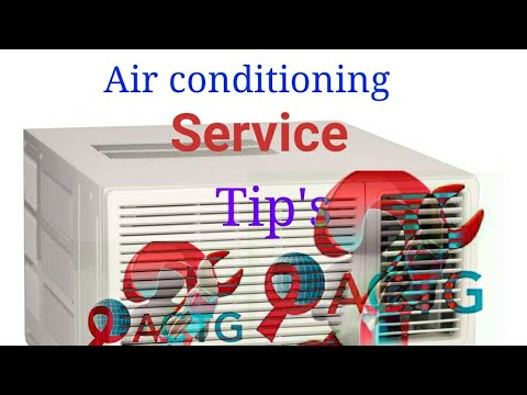 How to Clean AC at home / Window AC Cleaning / Air Conditioner Maintenance Tips