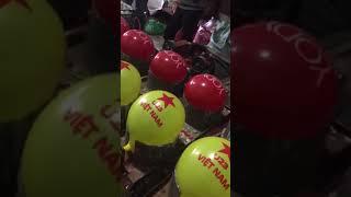 Bóng bay jumbo giá rẻ | Bán bóng bay hidro đẹp nhất Hà Nội 0975559409