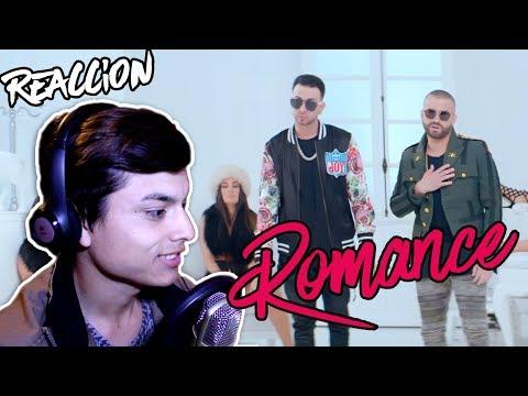 Video Reacción   Nacho, Justin Quiles - Romance