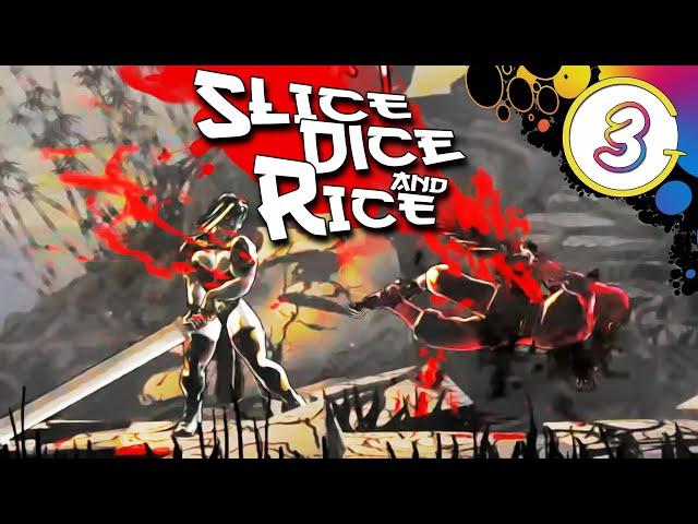 Slice, Dice & Rice - Act 3: Yoketsu | Gameplay Playthrough