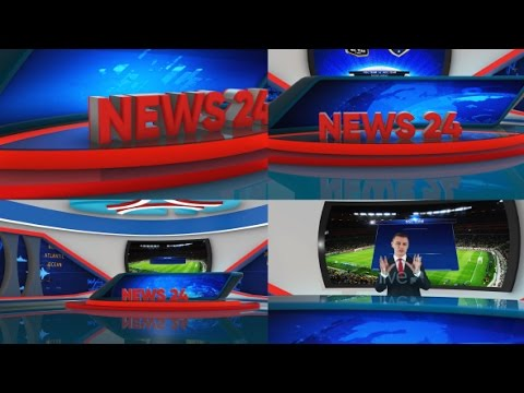 News Virtual Studio | After Effects Template