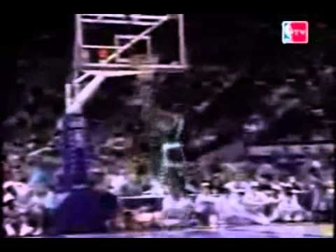 Michael Jordan era - the athletes and athletics