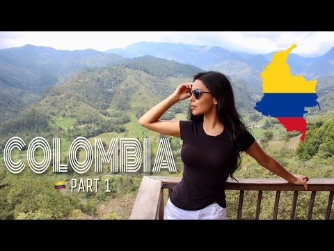 My first time in Colombia | Travel Vlog